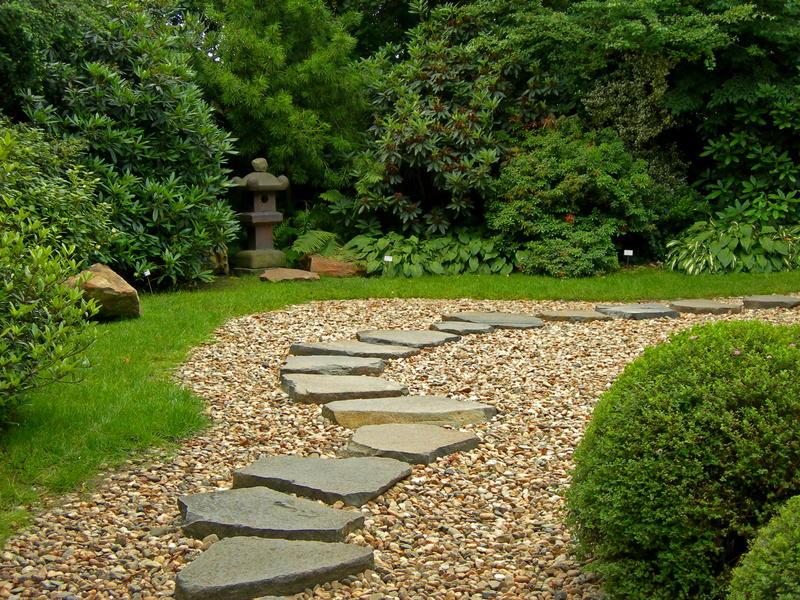 Projektowanie i budowanie ogrodów aranżacja ogrodów Toruń kamień do ogrodu