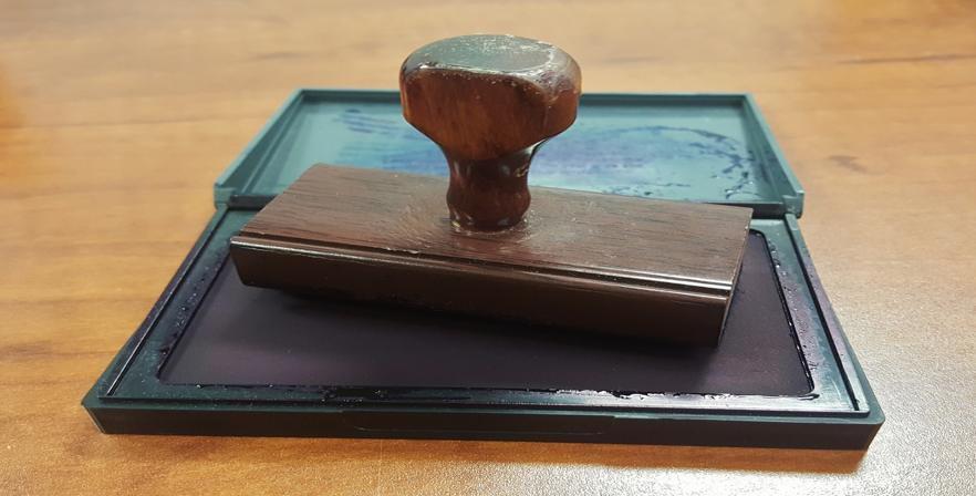 Kancelaria notarialna pieczątka notariusza
